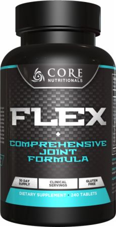 Core Nutritionals, Core FLEX, 240 таблеток