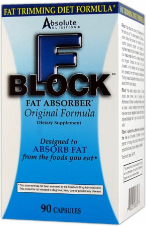 Absolute Nutrition, FBlock, 90 капсул