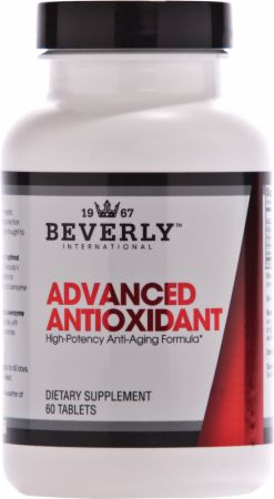 Beverly International, Advanced Antioxidant, 60 таблеток