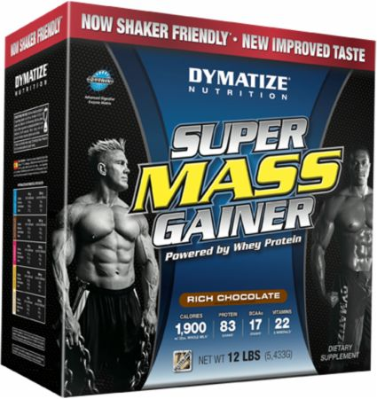 Dymatize, Super Mass Gainer, 2722 грамма