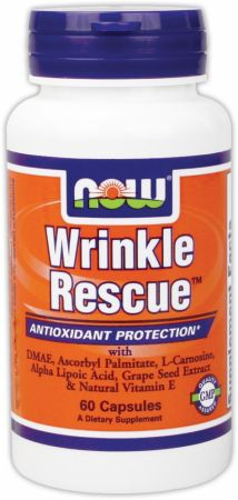 NOW, Wrinkle Rescue, 60 капсул