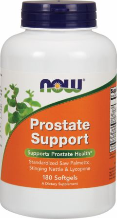 NOW, Prostate Support, 180 капсул
