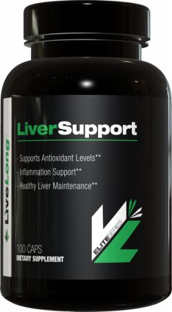 LiveLong Nutrition, Liver Support, 100 капсул