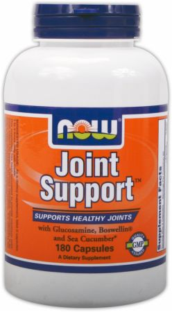NOW, Joint Support, 180 капсул