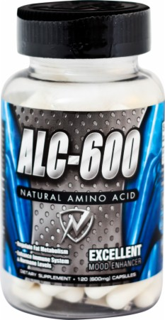 New Whey Nutrition, ALC 600, 120 капсул
