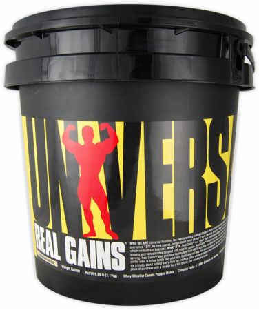 Universal Nutrition, Real Gains, 3108 грамм