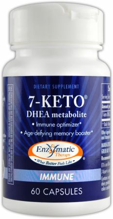 Enzymatic Therapy, 7-Keto, 60 капсул