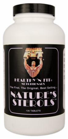 Healthy 'N Fit, Nature's Sterols, 135 таблеток