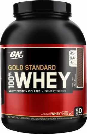 Optimum, Gold Standard 100% Whey, 4536 грамм