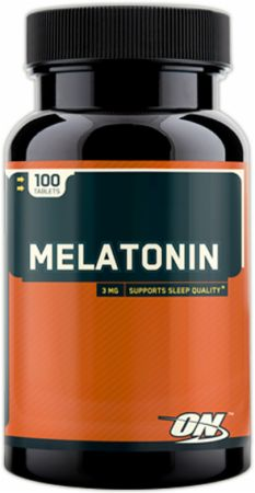 Optimum, Melatonin, 100 таблеток
