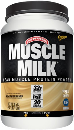 CytoSport, Muscle Milk, 1121 грамм