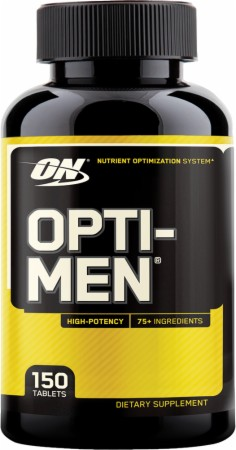 Optimum, Opti-Men, 90 таблеток