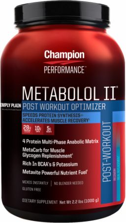 Champion, Metabolol II, 998 грамм
