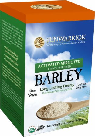 Sun Warrior, Activated Barley, 900 грамм