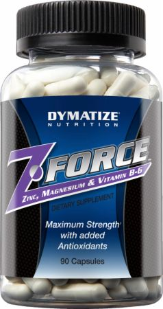 Dymatize, Z-Force, 90 капсул