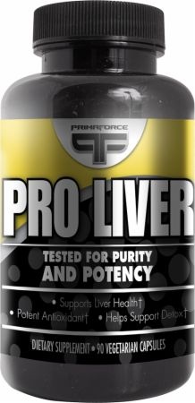 PrimaForce, Pro Liver, 90 капсул