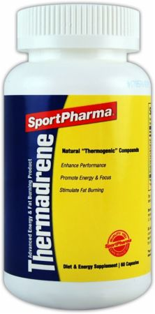 SportPharma, Thermadrene, 60 капсул