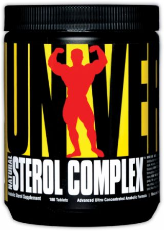 Universal Nutrition, Natural Sterol Complex, 180 таблеток