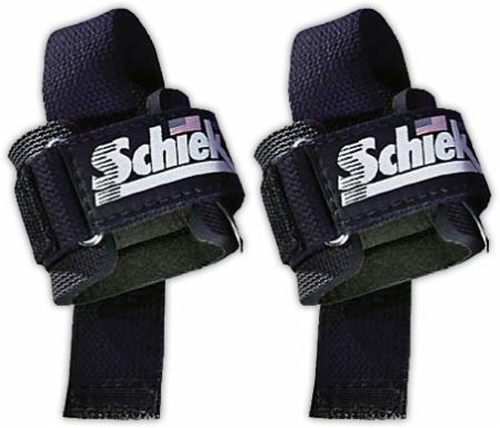 Schiek, Padded Lifting Straps