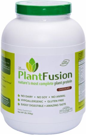 NutraFusion Nutritionals, PlantFusion, 908 грамм
