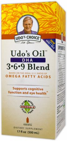 Udo's Choice, DHA Oil Blend, 503 мл