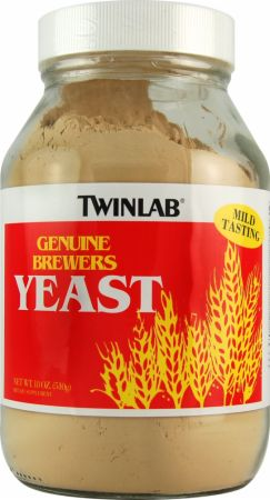 Twinlab, Brewers Yeast, 510 грамм