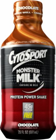 CytoSport, Monster Milk RTD, 12 бутылок 592 мл