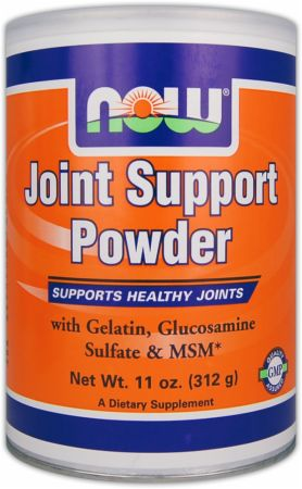 NOW, Joint Support Powder, 312 грамм