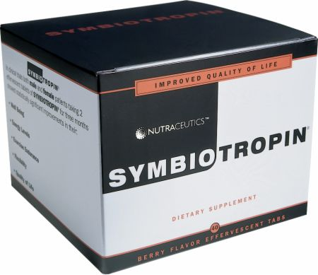 Nutraceutics, Symbiotropin, 40 таблеток