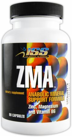 ISS Research, ZMA, 90 капсул