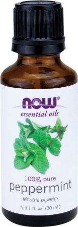 NOW, Peppermint Oil, 474 мл