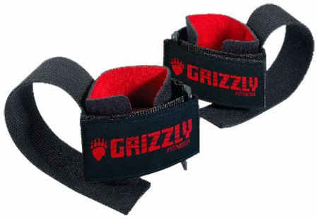 Grizzly, Deluxe Cotton Lifting Straps