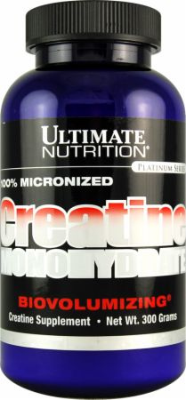 Ultimate Nutrition, Creatine Monohydrate, 900мг/200 капсул