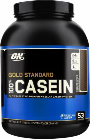 Optimum, Gold Standard 100% Casein, 908 грамм