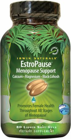 Irwin Naturals, EstroPause, 80 капсул