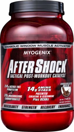 Myogenix, AfterShock Recovery, 2640 грамм