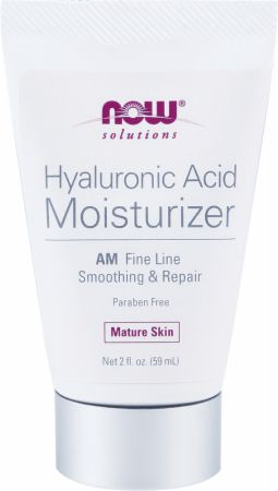 NOW, Hyaluronic Acid Moisturizer, 60 мл