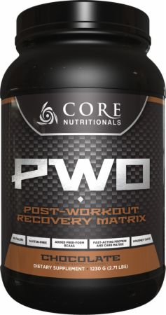 Core Nutritionals, Core PWO, 15 порций