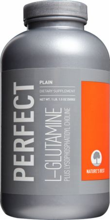 Nature's Best, L-Glutamine, 600 грамм