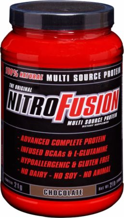 NutraFusion Nutritionals, NitroFusion, 908 грамм