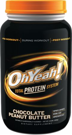 ISS Research, OhYeah! Total Protein System, 1815 грамм