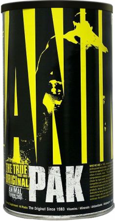 Universal Nutrition, Animal Pak, 15 упаковок