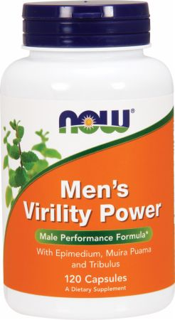 NOW, Men's Virility Power, 120 капсул
