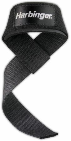 Harbinger, Neoprene Padded Lifting Straps