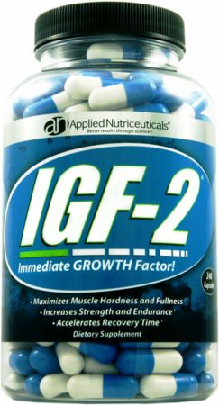 Applied Nutriceuticals, IGF-2, 240 капсул