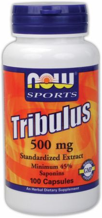NOW, Tribulus, 100 капсул