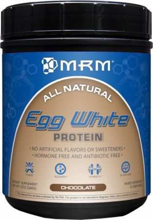 MRM, All Natural Egg White Protein, 340 грамм