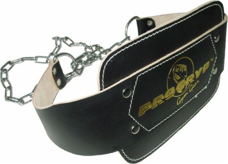 Progryp, 100% Leather Dipping Belt