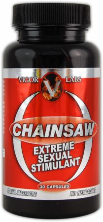 Vigor Labs, Chainsaw, 30 капсул