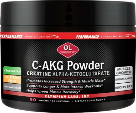 Olympian Labs, C-AKG Powder, 90 грамм